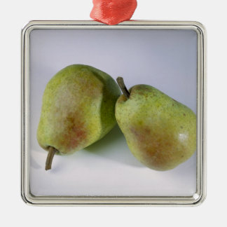 Beurre Hardy pears For use in USA only.) Metal Ornament