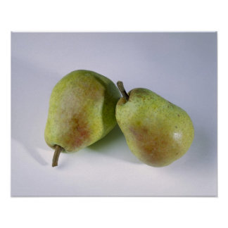 Beurre Hardy pears For use in USA only.) Poster