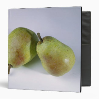 Beurre Hardy pears For use in USA only.) Vinyl Binder
