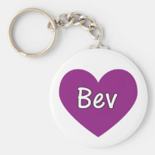 Bev Keychain