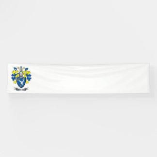 Blank Coat Of Arms Banner
