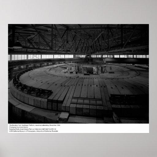 Bevatron de Platform suroriental, 1966 Póster