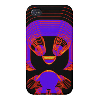 Bevel Man iPhone 4 Cases