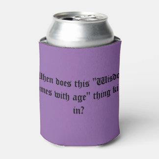 Beverage can bottle cooler funny comment