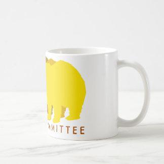 Beverage Committee Classic White Coffee Mug