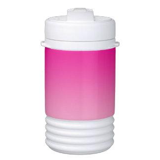 Beverage Holder: Pink Ombre Beverage Cooler