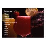 Beverages 1 Card Business Cards