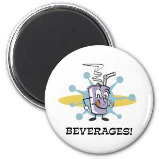 Beverages Magnet