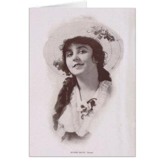 Beverly Bayne 1915 Card