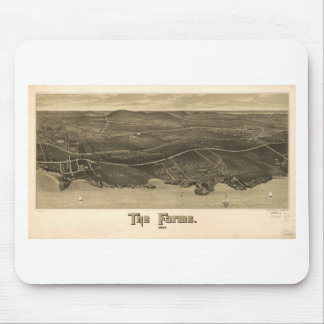 Beverly Farms, Massachusetts in 1886 Mouse Pad
