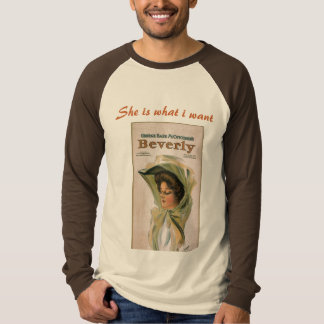 beverly girl men T-Shirt