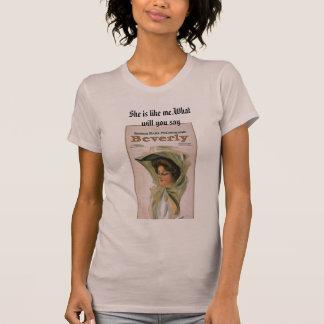beverly girl women T-Shirt