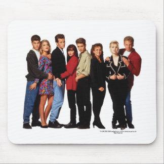 Beverly Hills 90210 echó el cojín de ratón Alfombrillas De Ratón