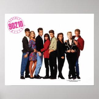 Beverly Hills 90210 echó el poster