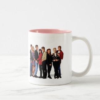 Beverly Hills 90210 echó la taza