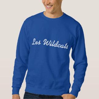 """Beverly Hills 90210 """"Les Wildcats"""" Sweatshirt"""