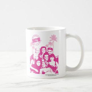 """Beverly Hills 90210"""" taza de la cuadrilla entera"""""""