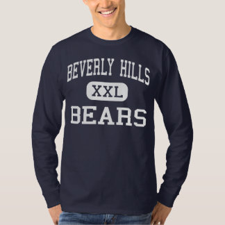 Beverly Hills Bears Middle Upper Darby T-Shirt