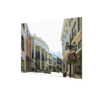 Beverly Hills, California 2 Canvas Print