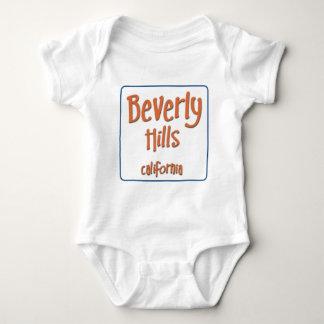 Beverly Hills California BlueBox Baby Bodysuit