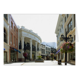 Beverly Hills, California Greeting Cards