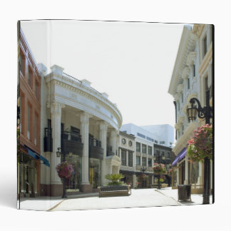 "Beverly Hills, California Carpeta 1 1/2"""