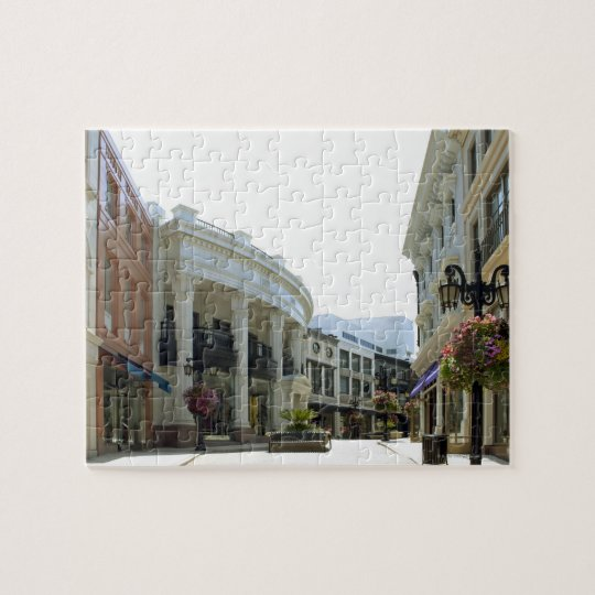 Beverly Hills, California Jigsaw Puzzle
