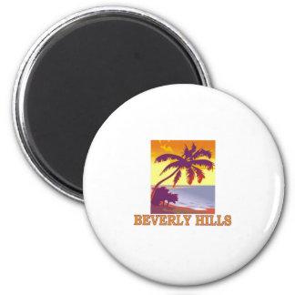 Beverly Hills, California Fridge Magnets
