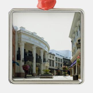 Beverly Hills, California Metal Ornament