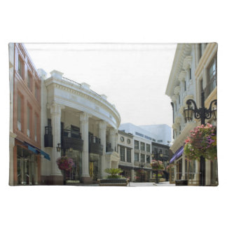 Beverly Hills, California Placemat