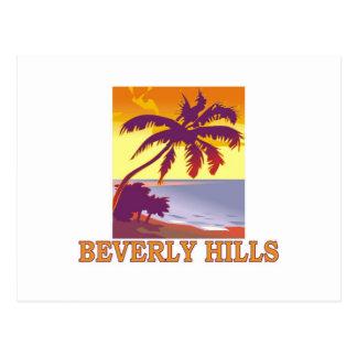 Beverly Hills, California Postcard