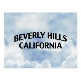 Beverly Hills California Postcard