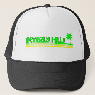 Beverly Hills, California Trucker Hat