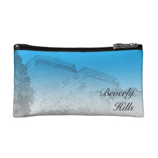 Beverly Hills cosmetic bag by James Saint James
