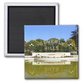 Beverly Hills Magnet Magnets