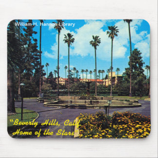 Beverly Hills Mousepad