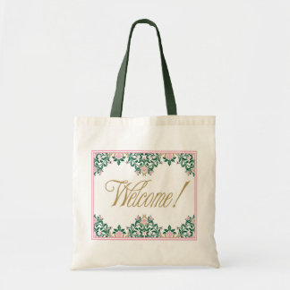 Beverly Hills Tote: Welcome Tote Bags