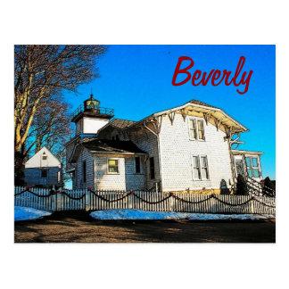 Beverly (MA) Postcard