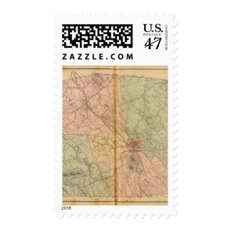 Beverly Manor Postage Stamp