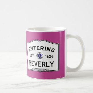 Beverly que entra taza