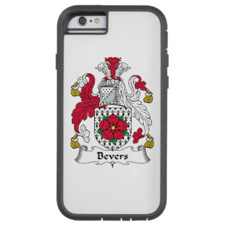 Bevers Family Crest Tough Xtreme iPhone 6 Case