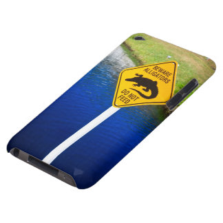 Beware Alligators Do Not Feed Case-Mate iPod Touch Case