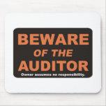 Beware / Auditor Mousepad