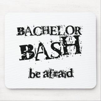 Beware Bachelor Bash Mouse Mats