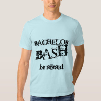 Beware Bachelor Bash Tee Shirt
