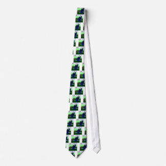 Beware, Dragons Neck Tie