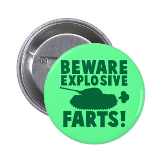 Beware EXPLOSIVE FARTS! Buttons