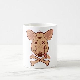 Beware h1n1 coffee mug
