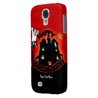 Beware! Haunted House - Enter at Your Own Risk! Samsung S4 Case