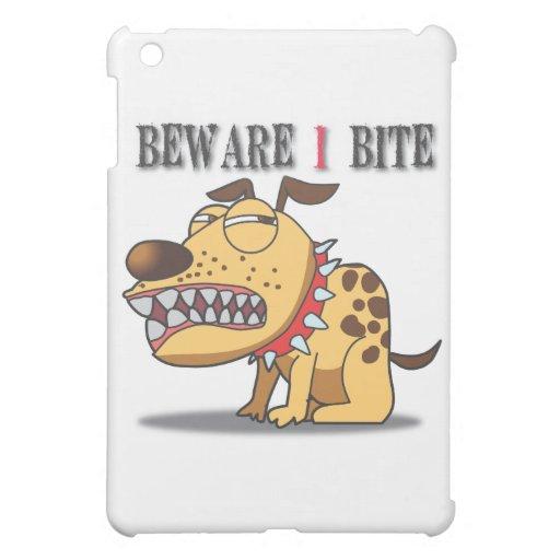 Beware I Bite Mini iPad Case iPad Mini Cases